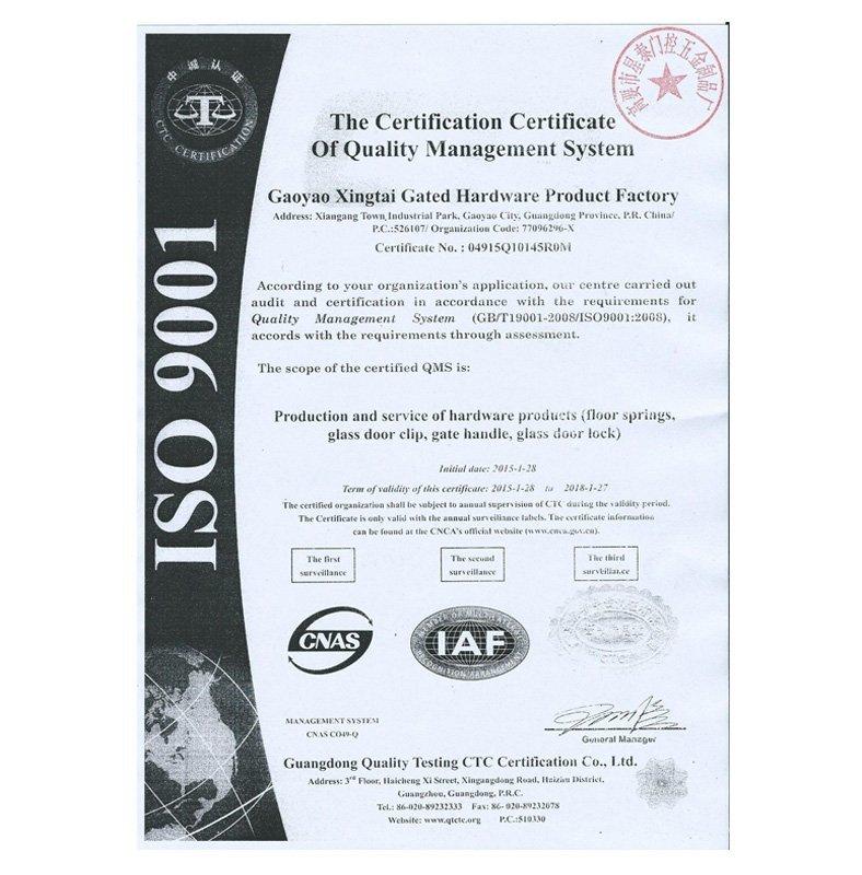 ISO9001(英文版)